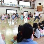 2017年6月17日(土)寺子屋体験学習~たのしくダンス体験~