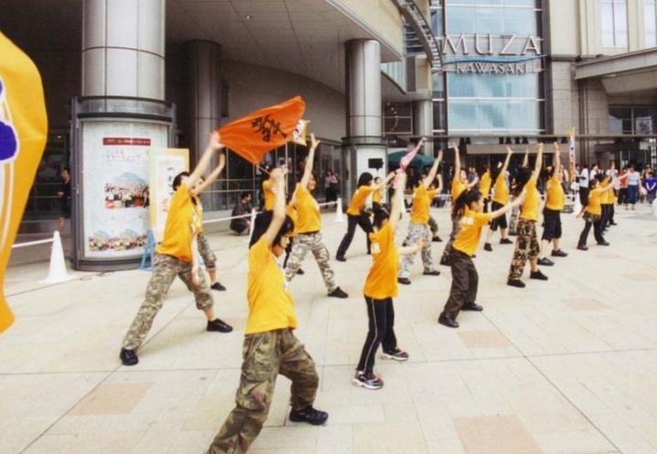 かわさき舞祭2006