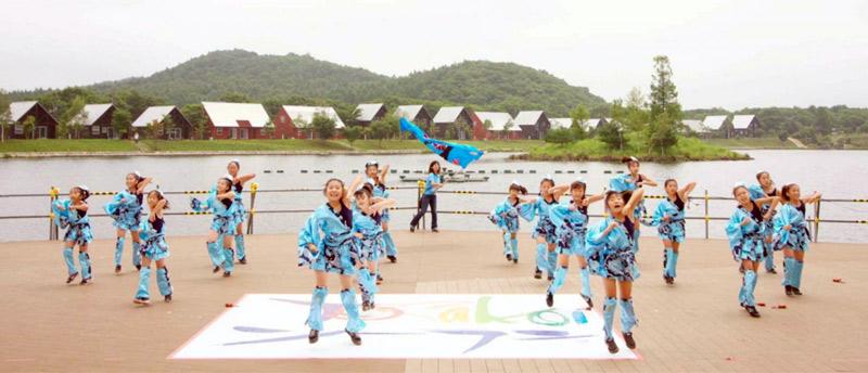 YOSAKOIソーランジュニア東日本大会