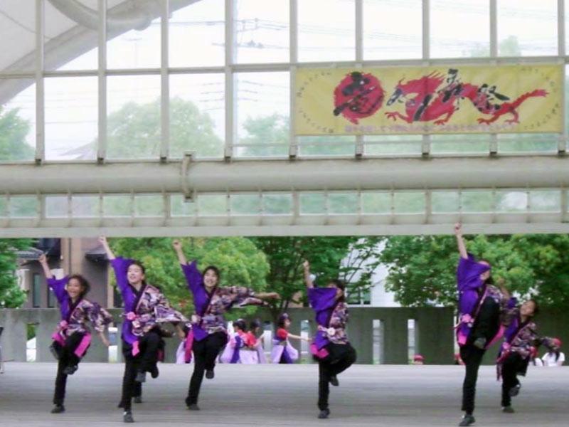 2009年5月16日、竜KOI舞祭2009に「かわさき向魂」参加し、優秀エンジョイ賞と演出賞の2賞を頂きました。