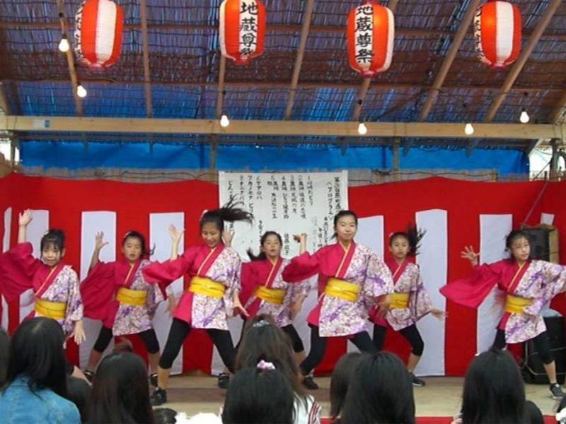 2009年5月17日、夢桜が出演しました。