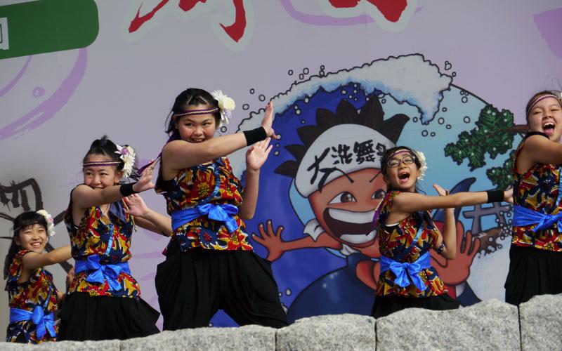 2016年11月12日(土) 大洗舞祭