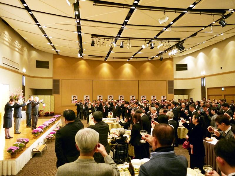 2017年2月26日(日)神奈川県議会議員 小川くに子 祝賀会